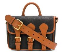 Klassische Satteltasche