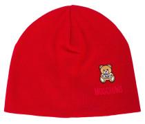 Mütze mit Teddy-Patch