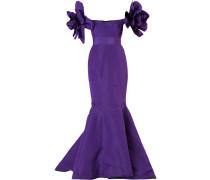 'Valentina Mermaid' Seidenkleid