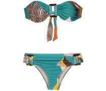 Bikini mit Schildpattdetails