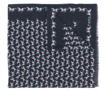 Schal mit Pferde-Print