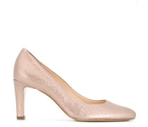 Pumps in Metallic-Optik