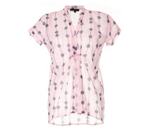 Gepunktetes Hemd