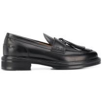 'Fran' Loafer mit Zierlasche