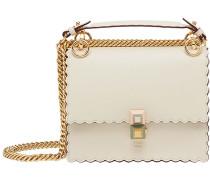 'Kan I' Handtasche mit gewellten Kanten