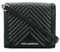 K/Klassik quilted small crossbody bag