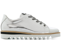 Sneakers mit geriffelter Sohle