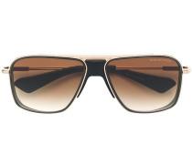 Vergoldete 'Initiator' Pilotenbrille