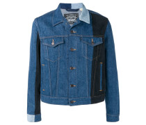 x Levi's Jeansjacke mit Patchwork-Design