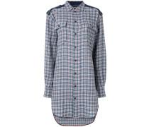Klassisches Hemdkleid