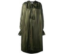 longsleeved smock dress