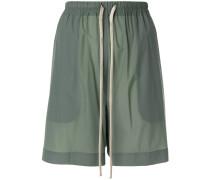 Weite Jogging-Shorts