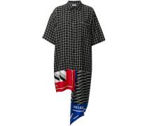 Hemdkleid mit Schaldetail
