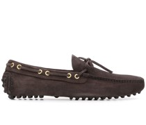 The Original pebble-sole loafers