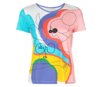 Rylyn face print T-shirt