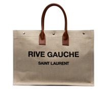 Rive Gauche Noe Linen Tote Bag