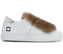 D.A.T.E. Sneakers mit Fransen