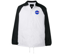 NASA print bomber jacket