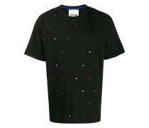 Perforiertes T-Shirt