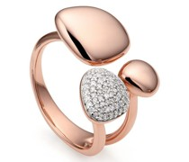 'RP Nura' Ring mit Diamanten