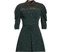 'Sablé' Kleid mit Nieten