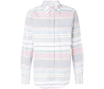 Dobby stripe shirt