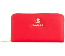logo zip-around wallet