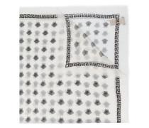 Schal mit Medusa-Design