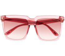 Eckige 'Sabrina' Sonnenbrille