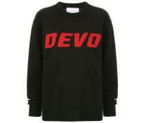 'Devo' Pullover