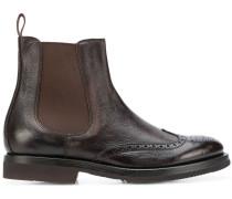 Chelsea-Boots mit Lasche an der Ferse