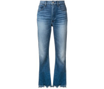 'Empire' Cropped-Jeans
