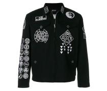 Scout patch coach jacket
