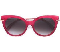 'Zig-Zag Kiss' Sonnenbrille