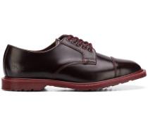x Dr. Martens leather derby shoes
