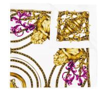 Seidenschal mit Medusa-Schal