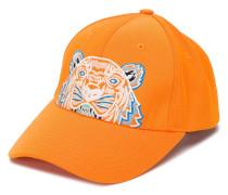 Baseballkappe mit Tigerstickerei