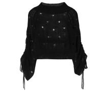 'Open Facade' Pullover