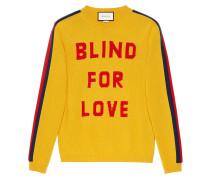 Blind for Love' Pullover