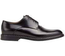 Oxford-Schuhe mit Metallakzenten