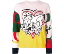 'Tom & Jerry' Pullover
