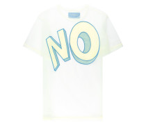 'The Bigger No' Oversized-T-Shirt