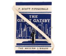 'The Great Gatsby' Buch-Clutch
