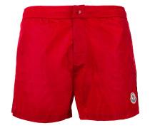 Shorts mit Streifen an der Seite