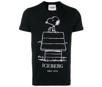T-Shirt mit Snoopy-Print