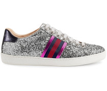 'Ace' Sneakers mit Glitzer