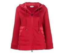 puffer hoodie jacket