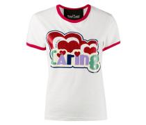 T-Shirt mit Slogan-Print