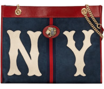 Large tote with NY Yankees™ patch