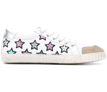 'Majestic Star Motif' Sneakers
